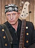 Das Bandmitglied John Long Silver